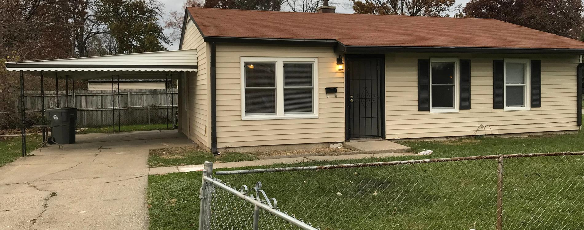 3302 N Butler Ave, Indianapolis, IN 46218   Granger Brown
